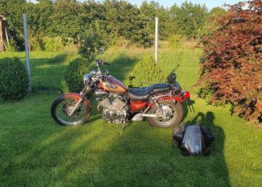 Predám motocykel Yamaha Virago XV 535