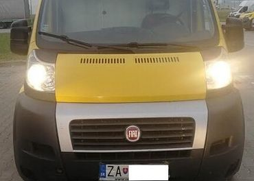 Fiat Ducato Dodávka 2.3 MultiJet L3H3 3,5t, 96kW, M6, ID-313