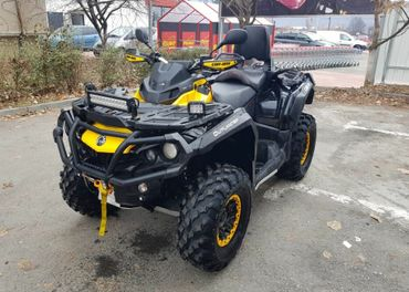 Can-Am Bombardier Outlander 1000