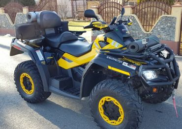 Bombardier Can Am Outlander 650