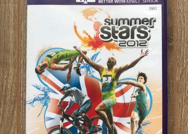 Kinect Summer Stars 2012 na Xbox 360