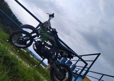 Predám pitbike dirtbike 125-150cc