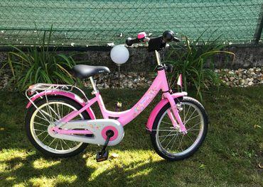 """PUKY Lilifee 18"""" – detský bicykel, takmer ako nový"""