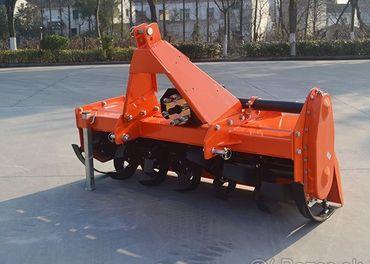 Ťažký rotavátor 150-200cm do hĺbky 18cm.