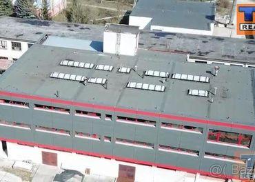Predaj výrobno - skladový objekt Rajec, 2500m2