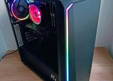 HERNÝ PC/RYZEN 7 2700X/GTX 1070 8GB/RAM 16GB/SSD/HDD/ZARUKA