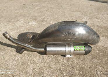 Ladený výfuk KTM + Husqvarna 125/150
