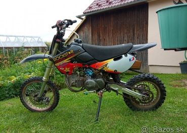 Motorka pitbike 150 ccm