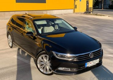PASSAT VARIANT 2.0 BITDI 295 PS BMT HIGHLINE 4-MOTION DSG