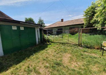 Predaj, garáž 23 m2 Rimavská Sobota,   záhrada 146m2 - EXKLUZÍVNE HALO REALITY