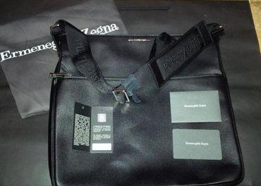 2. Ermenegildo Zegna crossbody bag/ new