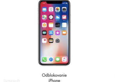 Odblokovanie iPhone