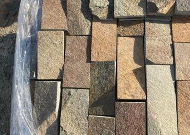 Prírodný kameň andezit 10cm.