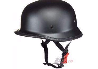 Veterán prilba GERMANY TN86L79 čierna matná