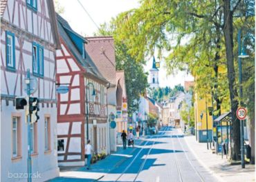 Eberstadt –ľahké opatrovanie bez nočného vstávania