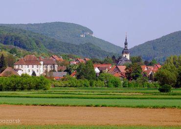Pretzfeld– opatrovanie milého pána v Bavorsku