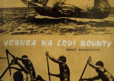 Vzbura na lodi Bounty-Bengt Danielsson