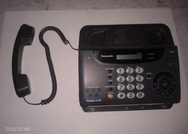 Fax-tel-odkazovač Panafax UF-S1