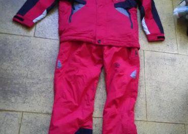 Nepremokava lyziarska suprava MAUL MEGA TEX Ski.