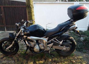 Yamaha FZ-6 S 2007