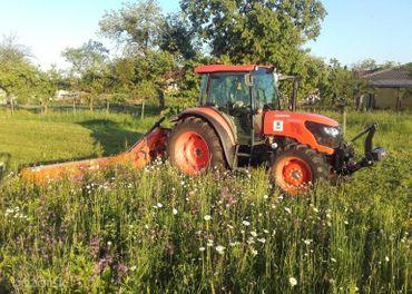 Čistenie pozemkov, kosenie, mulčovanie, drvenie KE