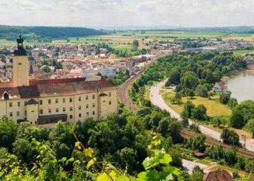 Gundelsheim– opatrovanie v peknom prostredí