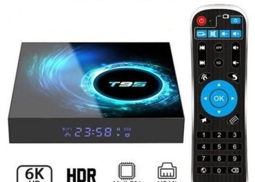 Predám T95 TV Box Android 10 + SkyLink,Magio go