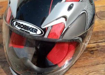 Helma/Prilba na motorku vekosť XS obvod 54 cm