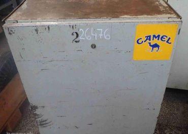Plechová skříňka 930x590x380 (14585.)