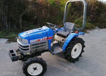 Malotraktor Iseki TM17F