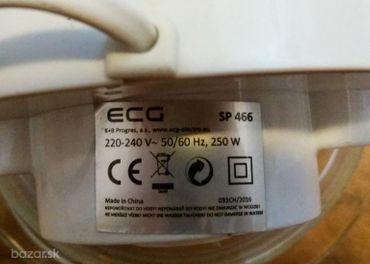ECG SP 466 sekáčik potravín