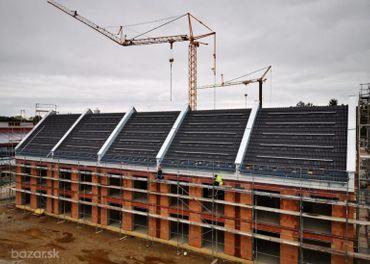 Montéri solárnych systémov
