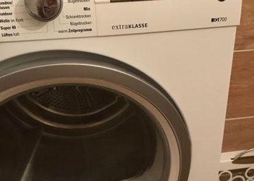 práčka a sušička značky Siemens