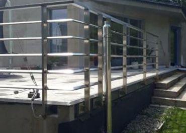 Výroba a montáž zábradlí, balkónov, plotov, brán a iné.