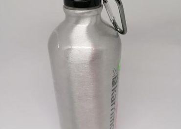 Karrimor hliníková fľaša (strieborná)