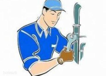 vodoinštalatérske prace