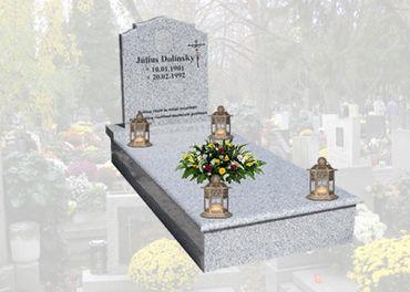 Údržba hrobu - Bratislava, DS a okolie 50 km