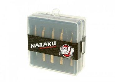Sada trysiek Naraku pre PWK karburátor - 100-118
