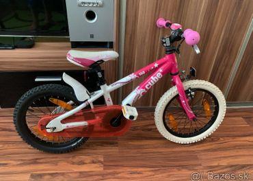 Horský bicykel Cube 16