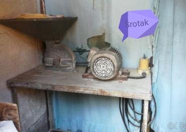 Šrotak, srotovnik, mlyn na obilie