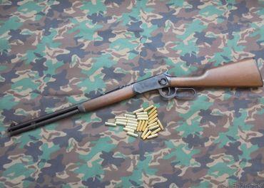 Umarex Legends Cowboy rifle 4,5 mm CO2.