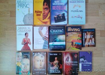 Knihy - Beletria, romány