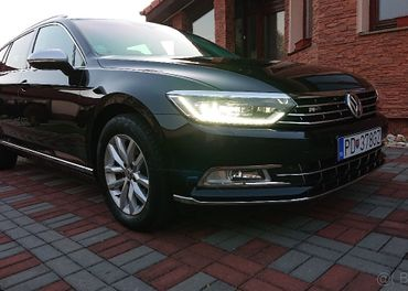 VW PASSAT 2,0TDi HIGHLINE Webasto