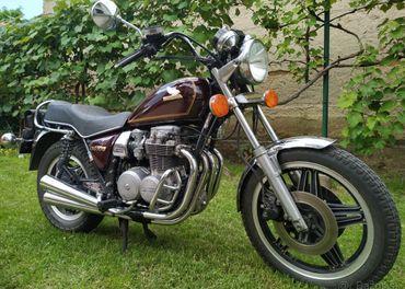 Honda CB650C (1980)