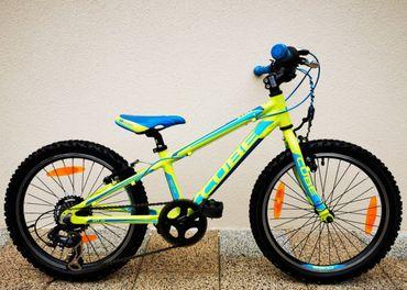 Predám detský bicykel CUBE 20