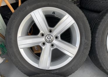 5x112 R16 original VW GOLF 7 DOVER