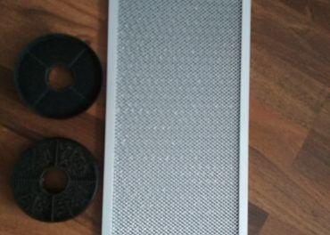Filtre do digestora Klarstein Lorea 90 cm