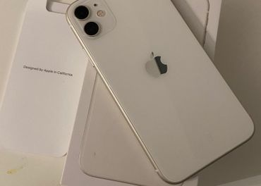 iPhone 11 64GB White top stav + Apple origo ochranný obal