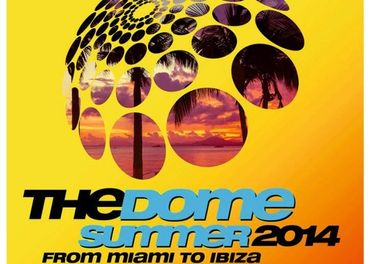 2-CD RÔZNI – THE DOME SUMMER 2014: FROM MIAMI TO IBIZA