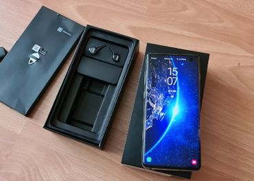samsung galaxy s 10 plus 512gb ceramic black